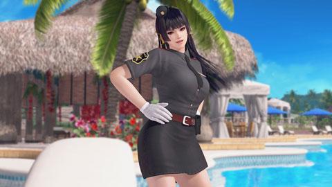 生死格斗 沙滩排球3 新DLC泳装上线