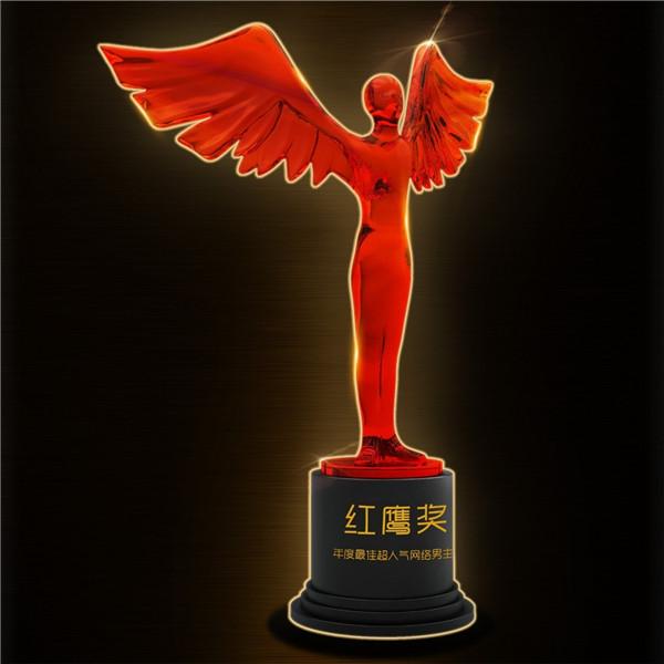 """中国娱乐直播eLiv""""红鹰奖""""网红及直播平台报名"""