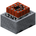 TNT矿车