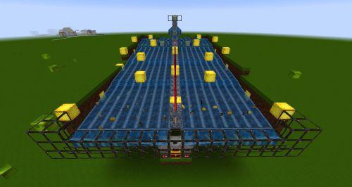 我的世界一键收割农场制造方法介绍