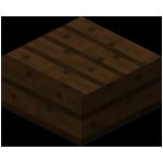 深色橡木台阶