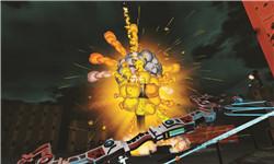 射爆全场的VR新作上线