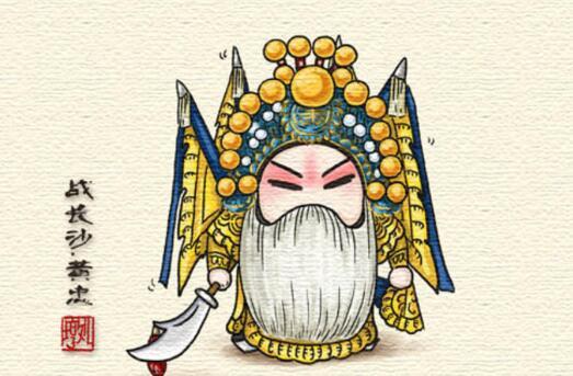 王者荣耀黄忠技能解析 王者荣耀黄忠什么时候出