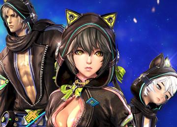 """剑灵外服资讯室 韩服网吧活动服饰""""星光"""""""