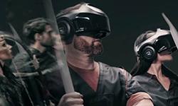 The Void推防撞头VR