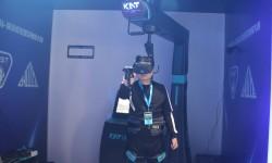 在VR世界里跑步