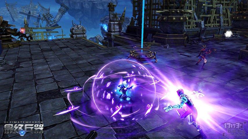 图4:《最终兵器》游戏截图-主机规格游戏画面.jpg