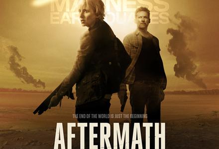 """《余波》美国上映,这部科幻惊悚剧里有""""飓风、陨星、地震和行尸飞肉""""!"""