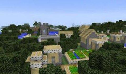 我的世界1.8.0更多的村庄MOD下载  1.8.0MOD下载