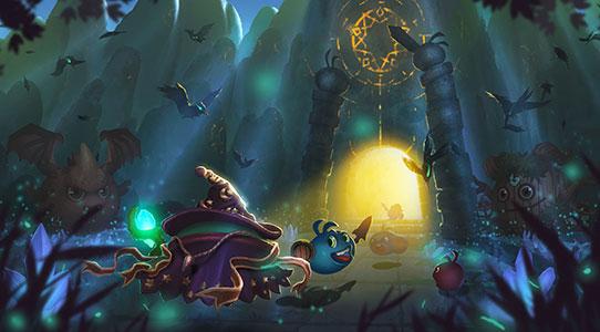 不思议迷宫游戏美图系列之二