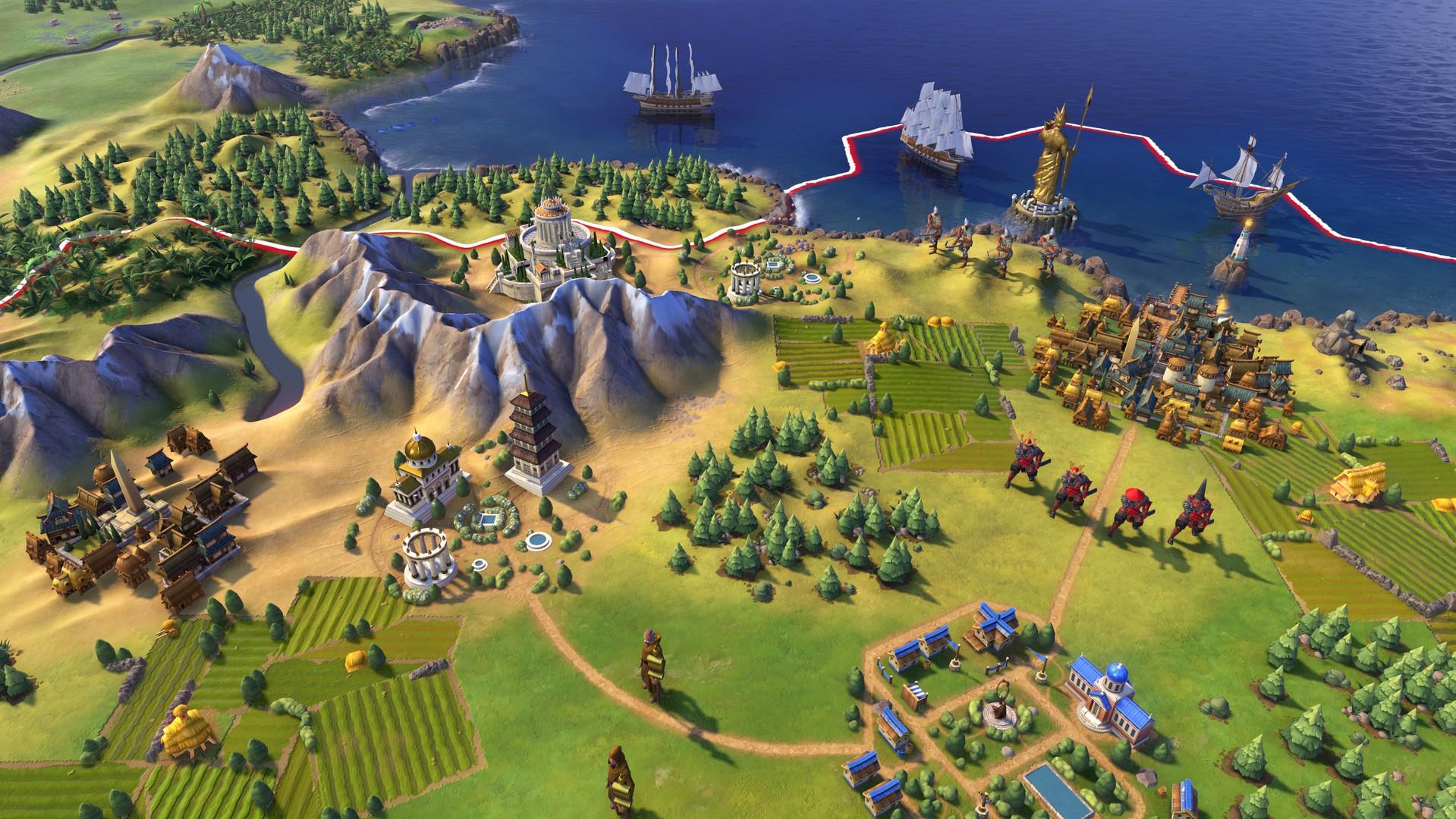 《文明6》神级宗教胜利玩法流程