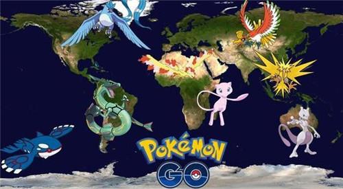 Pokemon GO精灵宝可梦最新版本安卓破解懒人版下载
