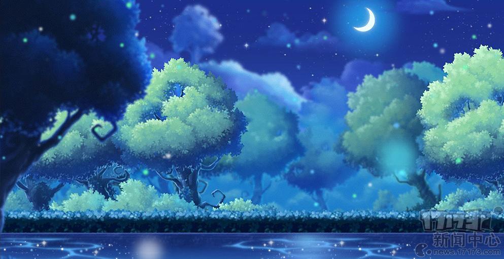 如梦如幻《冒险岛》新大陆阿尔卡纳之河开放