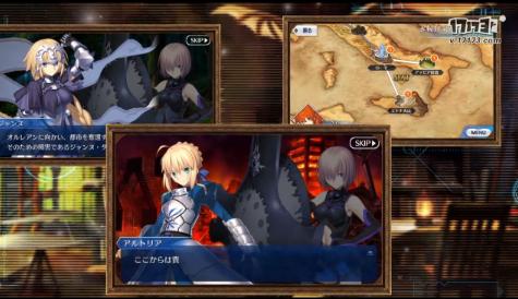 《Fate/Grand Order》国服官方宣传视频