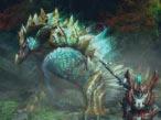 片手剑狩猎视频 大盾蟹王输出位置攻略