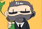 CF搞笑漫画 本期故事刀锋的臭袜子竟立功了