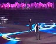 DOTA2亚洲邀请赛总决赛开幕式表演:羽泉献唱