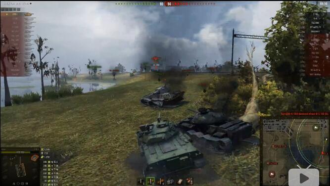 坦克世界stb-1_坦克世界_官网首席专区_17173坦克世界专区