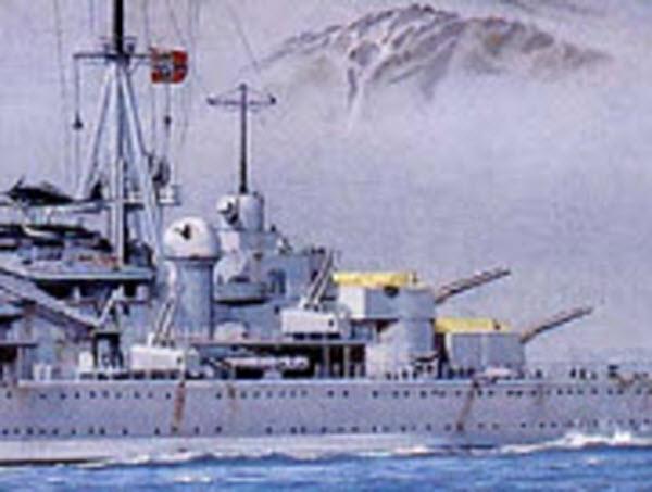大和和俾斯麦 两大历史知名战舰的意义