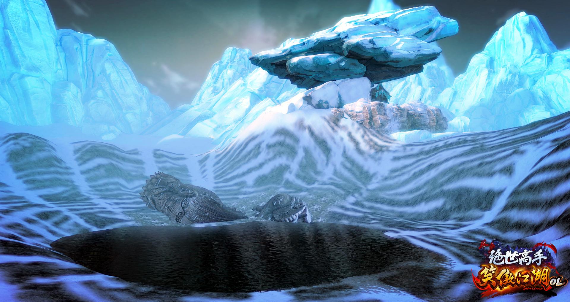 昆仑山,长年冰封,有人说这里曾经拥有过一