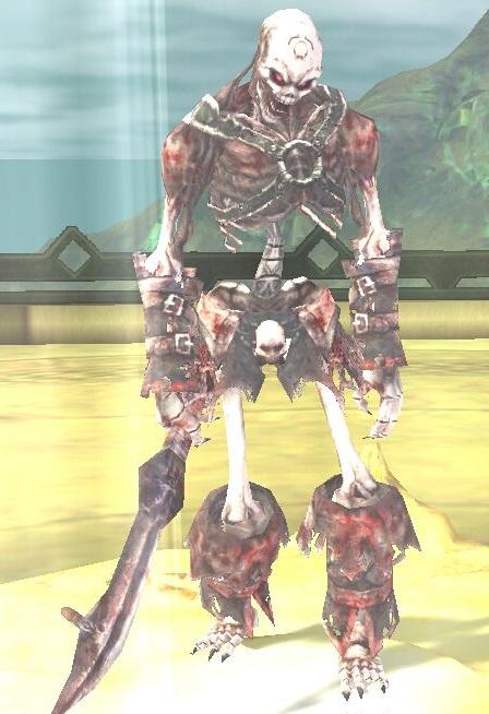 僵尸农场_胆小莫入Aion中那些被和谐的怪物模型--永恒之塔-Aion--17173中国 ...