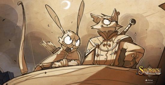 《疯狂动物城》的热潮稍退,我们迎来了另一个以狐狸作为主角的故事,对