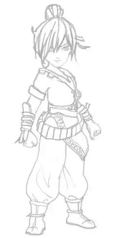 梦幻西游2玩家涂鸦恶搞虎头怪:我果然是一只怪物