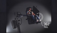 国外推出360度旋转商业版VR座椅