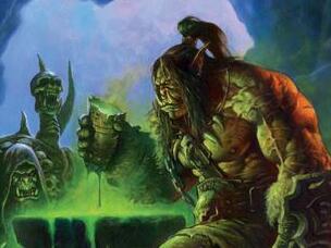 《魔兽世界编年史》第二卷全书插图赏析分享