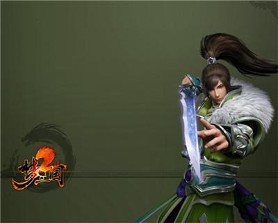 梦三国法师人物图片