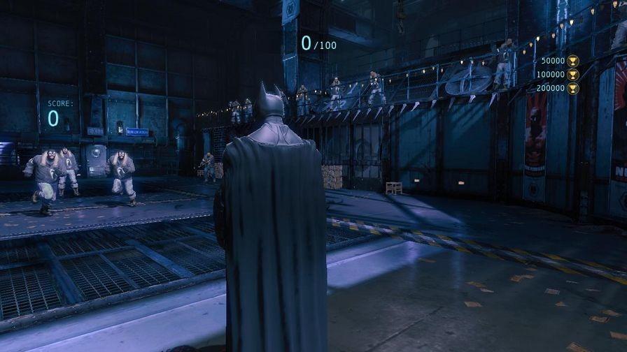 蝙蝠侠:阿卡姆起源默认图片