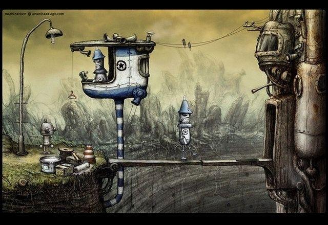 机械迷城默认图片