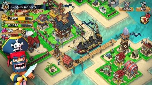 海盗掠夺截图第3张