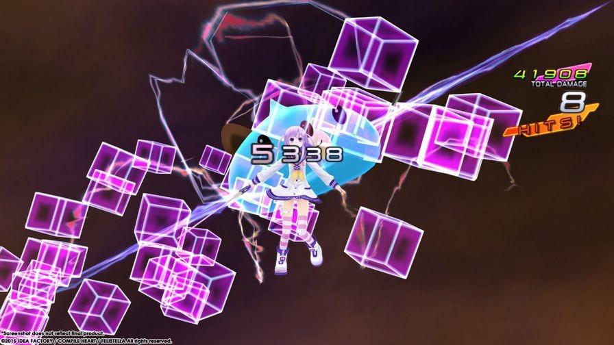 超次元游戏海王星:重生2默认图片