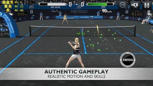 网球公开赛截图第4张