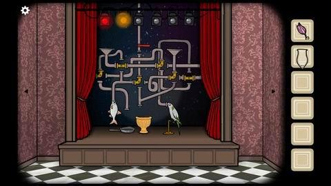 方块逃生:剧院