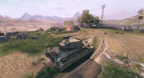 坦克连截图第1张