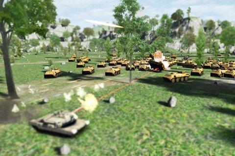 坦克大战截图第2张