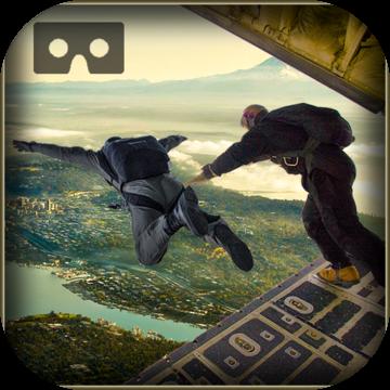 美国军用skydive训练VR