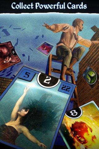 卡牌游戏截图第4张