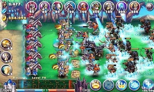 帝国VS兽人截图第3张
