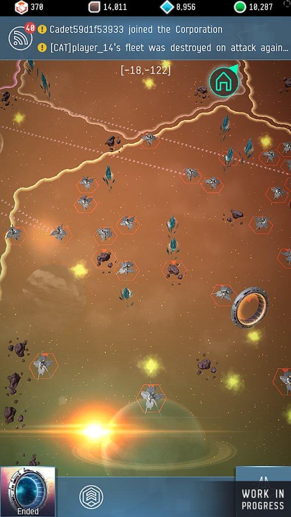 Project Aurora游戏截图第4张