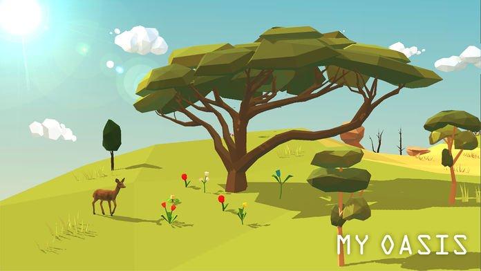 我的绿洲游戏截图第3张