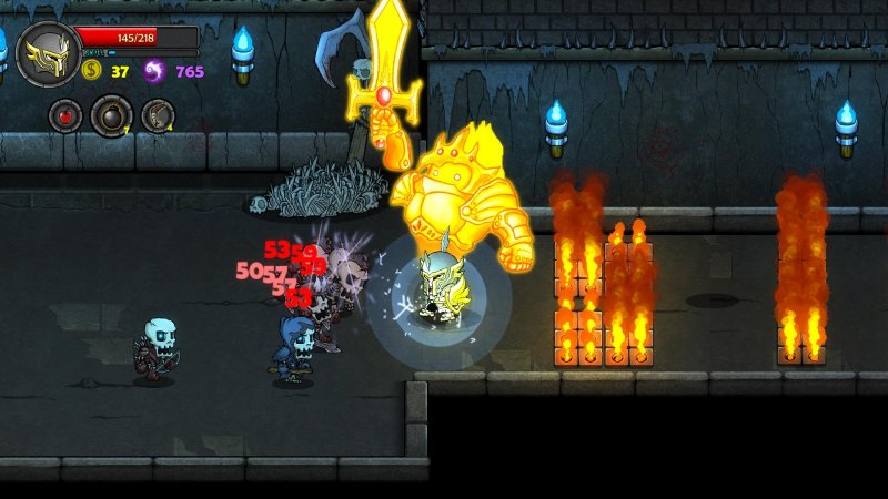 失落城堡游戏截图第1张