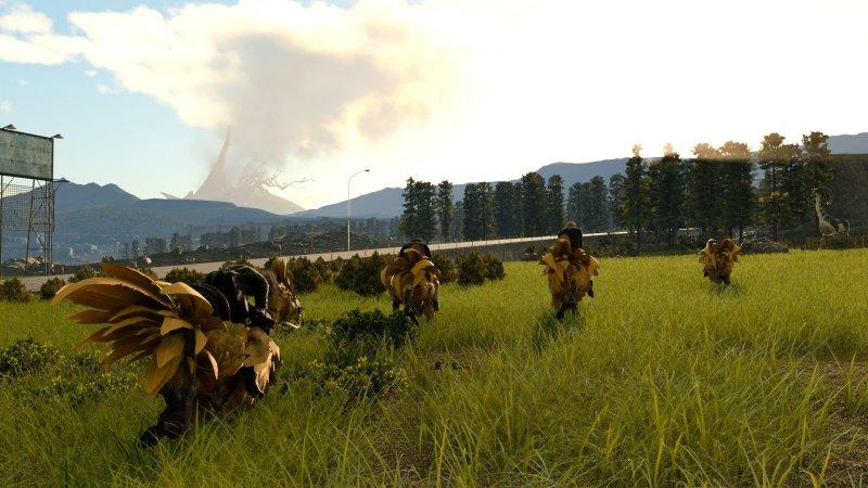 最终幻想XV WINDOWS版本截图第2张