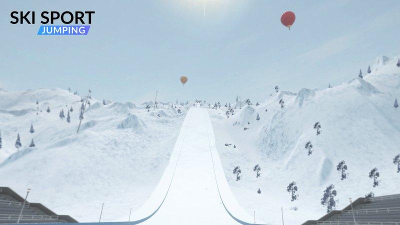 滑雪运动:跳跃截图第4张
