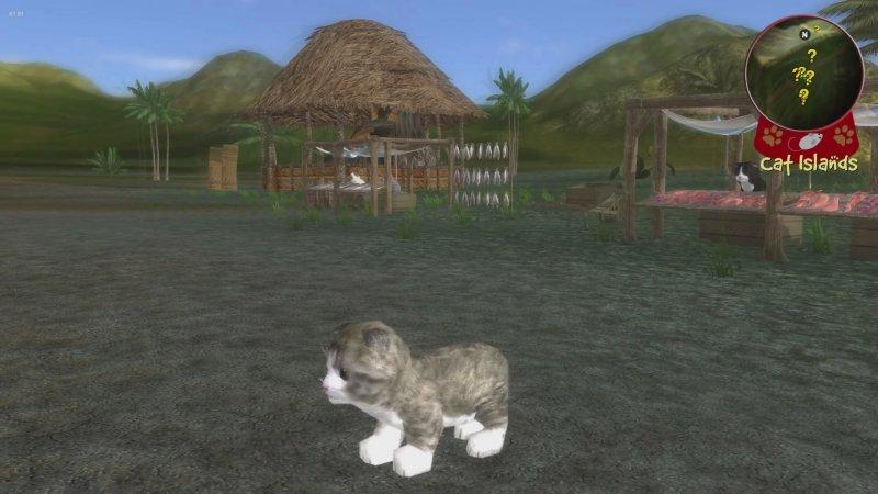 萌猫大冒险截图第2张