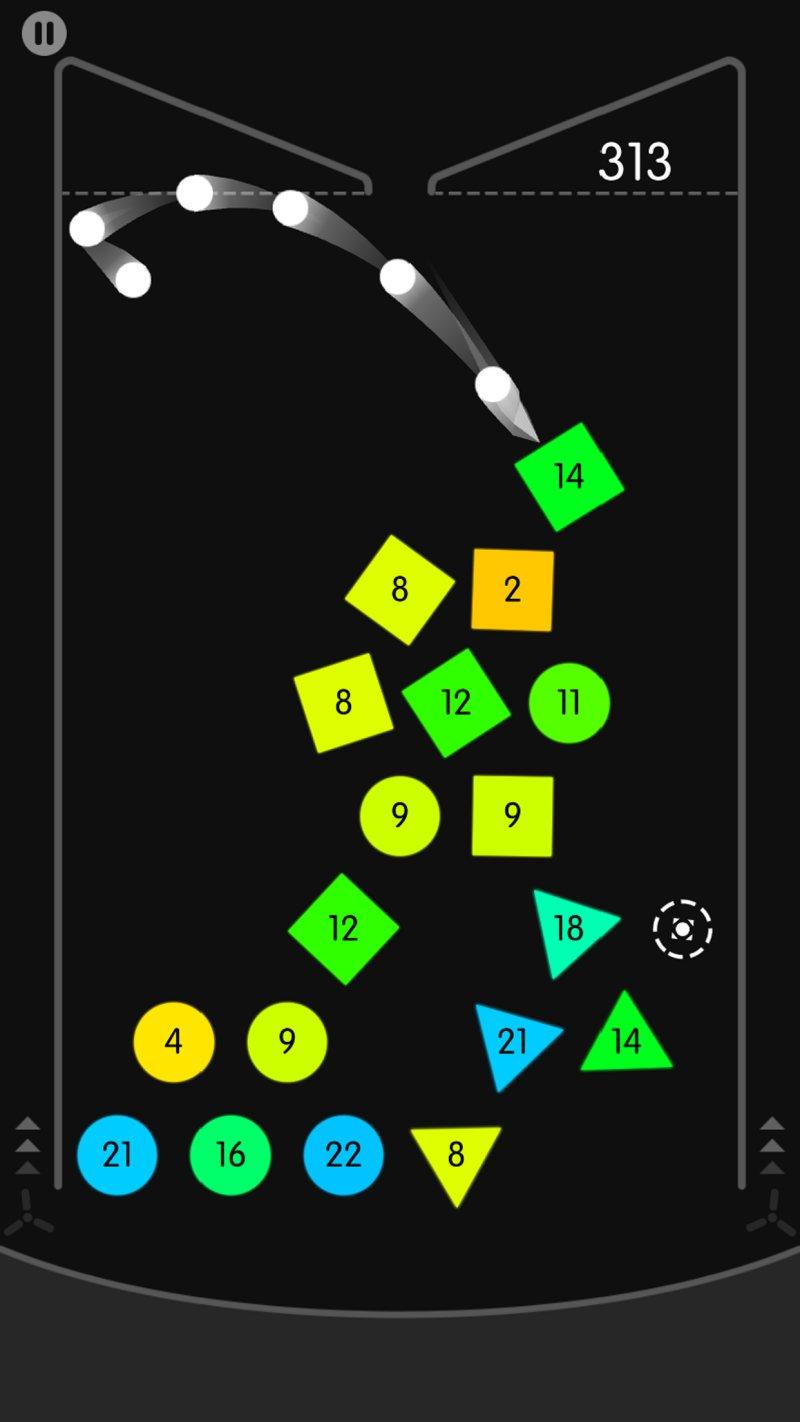 物理弹球截图第2张
