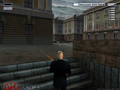杀手 2:沉默刺客截图第3张