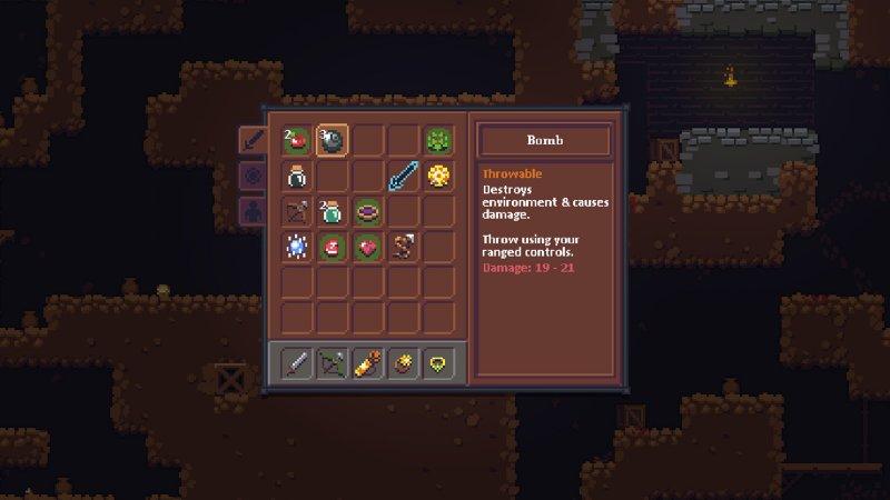 洞窟开拓者截图第3张
